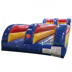 Custom Made Inflatable Bungee Run Basketball Game