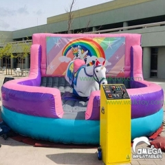 Unicorn Inflatable Mechanical Rodeo Bull