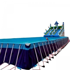 Giant Water Frame Pool for Amusement Park