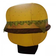 Inflatable Hamburger
