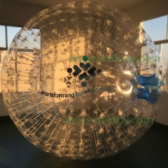 Customized Inflatable Zorb Ball