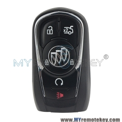 OEM Smart car key 433mhz 13508414 for 2017 Buick Lacrosse HYQ4EA 5 button