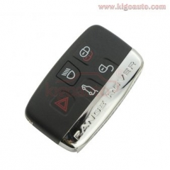 5E0U40307-AA Smart key transmitter 5 button 434Mhz for Landrover LR4