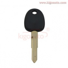 Transponder Key blank HYN11L for Hyundai