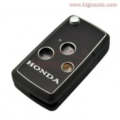Refit remote key shell 3 button for Honda