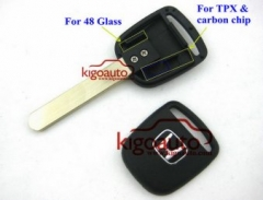 Transponder key blank HON66 for Honda