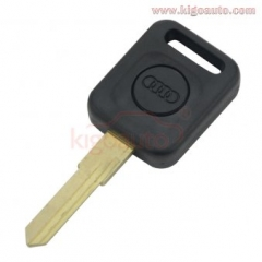Transponder key blank HU49 for Audi A8