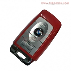 Red Refit key shell 4 button for BMW