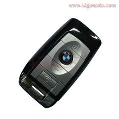Black Refit key shell 4 button for BMW