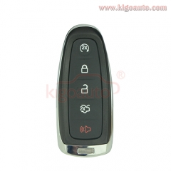 Smart key case 5 button M3N5WY8610 for FORD Explorer Edge