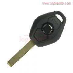 Remote key 3 button HU92 EWS system PCF7935(ID44) chip for BMW