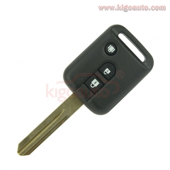 Remote key 3 button 315Mhz for Nissan 350Z Navara Pathfinder Micra Almera Note X-Trial Qashqai