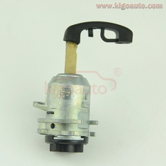 BMW 7 series door lock include smart key blade