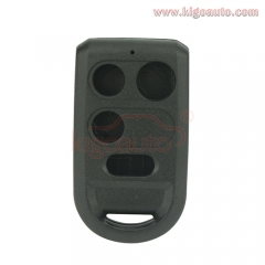 Remote fob shell case 3 button with panic for Honda Odyssey
