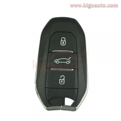 Original smart key 3 button 434Mhz for Citroen DS5 DS4 DS3
