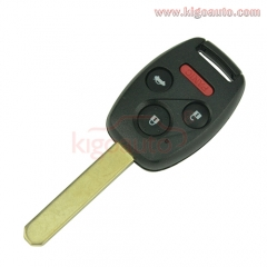 N5F-A05TAA remote key 4 button 313.8Mhz for Honda Civic