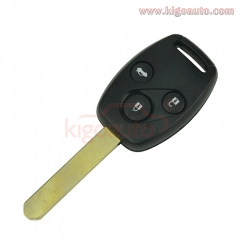 OEM Valeo S2082-A 2-AT Remote key 3 button 313.8Mhz for Honda Civic 72148-SNV-H010-M2