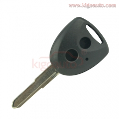 Remote key shell 2 button for Toyota perodua