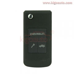 Refit flip key shell 3 button for Chevrolet lova