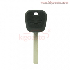 23286588 Transponder key blank B119 for 2015 2016 Chevrolet Silverado GMC Yukon XL