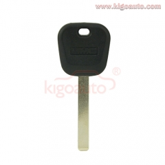 23286589 Transponder key blank  B119 for 2015 2016 Chevrolet Silverado GMC Yukon XL