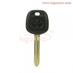 Transponder Key blank TOY43 with G chip for Toyota