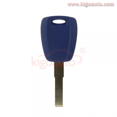 Transponder key blank SIP22 for Fiat