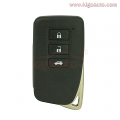 smart key case 3 button for Lexus