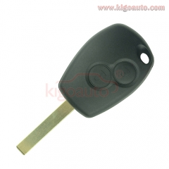 OEM Remote key 2 button VA6 PCF7947AT ASK for Renault Clio Kangoo Modus Master Twingo
