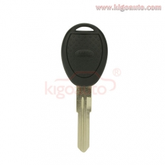 Transponder key blank NE38 for Landrover