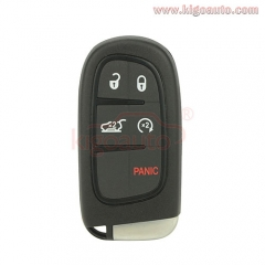 GQ4-54T smart key 5 button 434Mhz for Jeep Cherokee 2015