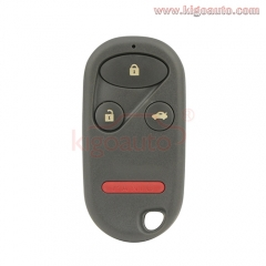 NHVWB1U523 NHVWB1U521 remote fob 4 button 434Mhz for Honda Pilot 2003 2004