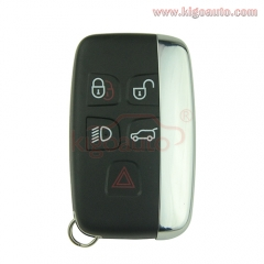 Smart key case 5 button for Land rover Range Rover
