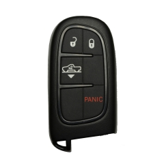 GQ4-54T Smart key case 4 button for Dodge Ram 1500 2500 3500