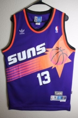 NBA Phoenix Suns Steve Nash Hardwood Classic Throwback Retro Vintage Swingman Men Basketball Jersey Shirt Uniform