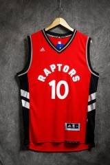 2016 NBA Toronto Raptors Demar Derozan Red Swingman Jersey