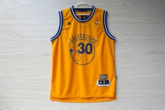 Steph Curry Cheap Throwback Jersey Hardwood Classics GSW Golden State Warriors Stephen Curry Shirt