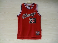 #23 Michael Jordan Chicago Bulls Rookie Swingman Jersey