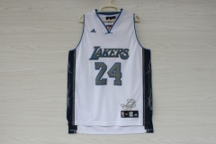 Kobe Bryant Retro Cheap Throwback Basketball Jersey 24 Los Angeles Lakers Uniform