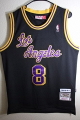 Kobe Bryant Retro Cheap Throwback Basketball Jersey Number 8  Los Angeles Lakers Hardwood Classics Uniform