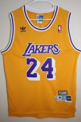 Kobe Bryant Retro Cheap Throwback Basketball Jersey 24  Los Angeles Lakers Hardwood Classics Uniform