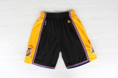 Kobe Bryant Los Angeles Lakers Shorts Retro Swingman Basketball Short For Men