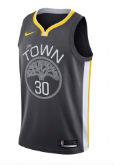 STEPHEN CURRY GOLDEN STATE WARRIORS THROWBACK JERSEY