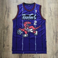 2018-2019 New Kawhi Leonard Toronto Raptors Throwback Basketball Jersey Men Size S-XXL
