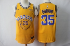 Men's Golden State Warriors Kevin Durant Throwback Swingman Jersey