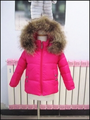 BC01 Down Jacket For Adult and Kid