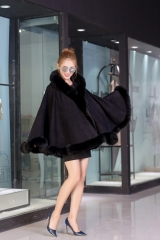 fashion cape,shawl, gorgeous,warm,young,light and fancy, OEM
