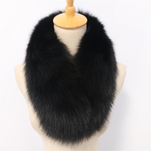 new fashion woment fox fur collar/scarf  for coat