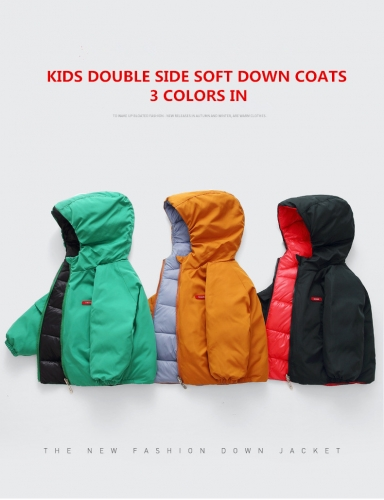 new style winter child down coat