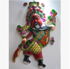 Fengxiang clay sculpture, Pure hand, Folk crafts, Tourist souvenirs